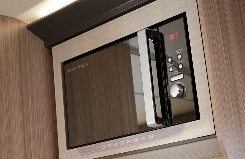 2020 Coachman Acadia 575 Microwave
