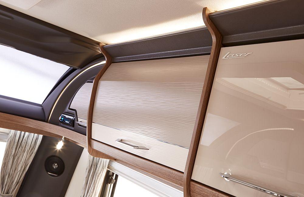 2020 Coachman Laser 665 Overhead Cupboards