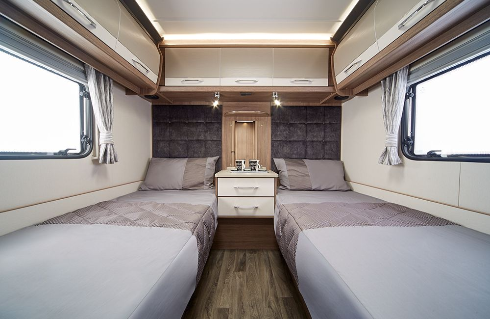 2020 Coachman Laser 665 Twin Beds