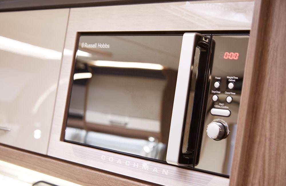 2020 Coachman Laser 875 Microwave