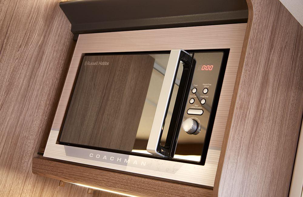 2020 Coachman VIP 575 Microwave