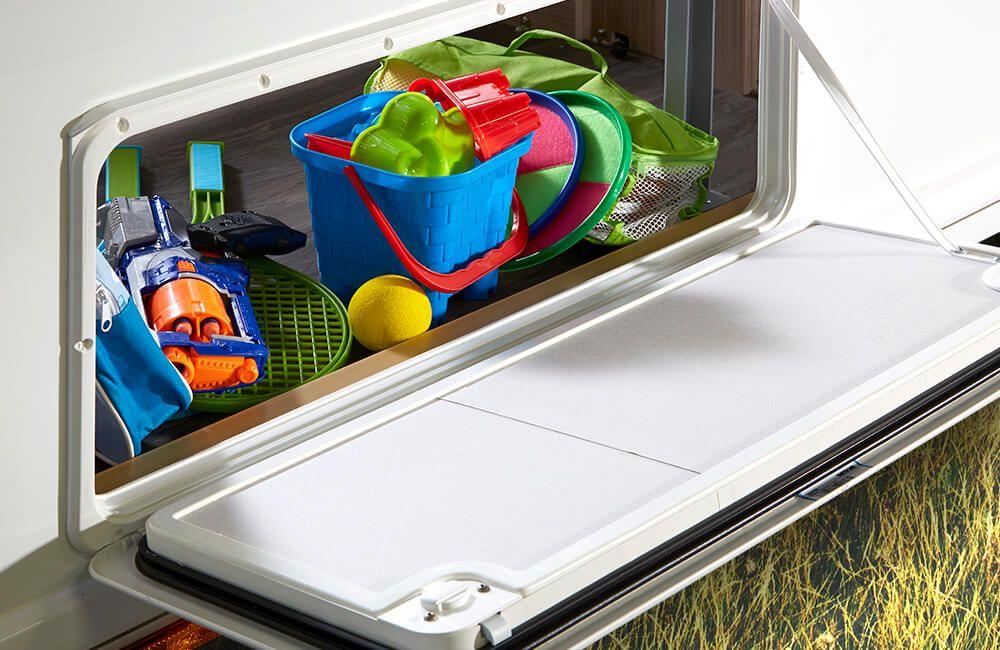 2020 Coachman Acadia 575 Storage